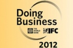 Рейтинг бизнес климата Всемирного банка и МФК «Doing business-2012»