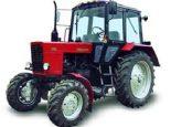 Аттестация рабочего места тракториста по условиям труда (работа на тракторе МТЗ-82)