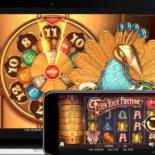 Бонус 500 рублей в казино Вулкан, игровые автоматы, азартные игры, Turn Your Fortune