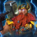 Новый игровой автомат Thor's Lightning в онлайн казино Колумбус