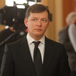 Депутат Олег Ляшко, выборы президента, политика