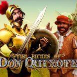 Игровой автомат The Riches of Don Quixote, играть в онлайн казино, азартные игры, игровые слоты