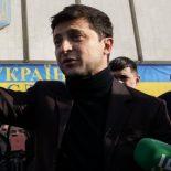Владимир Зеленский, выборы президента, политика