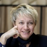 Министр аграрной политики Ольга Трофимцева