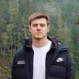 Скелетонист Владислав Гераскевич, спорт, скелетон