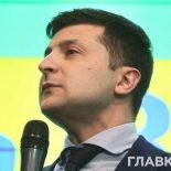 Второй тур выборов президента Украины, 2019, Зеленский