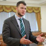 Министр инфраструктуры Владислав Криклий: У меня специфический характер, поэтому делиться мы не будем