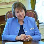 Председатель Верховного cуда Валентина Данишевская: Нагрузка на судей – непомерная. Мы получаем в среднем 360 дел ежедневно