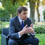 Премьер-министр Алексей Гончарук: Для правительства Зеленский является таким камертоном – клиентом и заказчиком