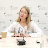 """Ульяна Супрун: Я подала руку Зеленскому и сказала: """"Доктор Смерть. Но это смерть советской медицины"""