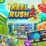 Игровой клуб Вулкан, азартная игра Reel Rush 2, игровые автоматы, казино, азартные развлечения, Вулкан Делюкс, мобильное казино, Casino