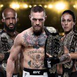 Ставки на UFC, ставки на спорт, букмекерская контора Горилла, БК Gorilla