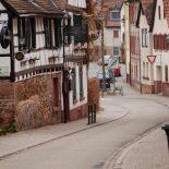 Неизвестная Германия: Вайнхайм – город «пряничных» домиков и трех замков