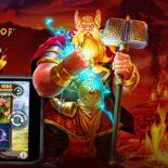 игровой слот Power of Thor Megaways, Power of Thor Megaways, игровые автоматы, Джокер казино, Joker Casino, бонусы Джокер казино