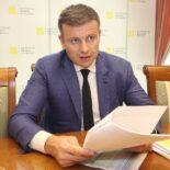 Министр финансов Сергей Марченко о бюджетном процессе во время пандемии COVID-19