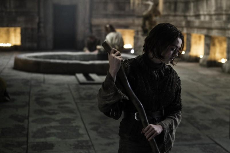 Арья Старк, Игра престолов, Game of Thrones, 6 сезон, интервью, HBO, Serializm.com