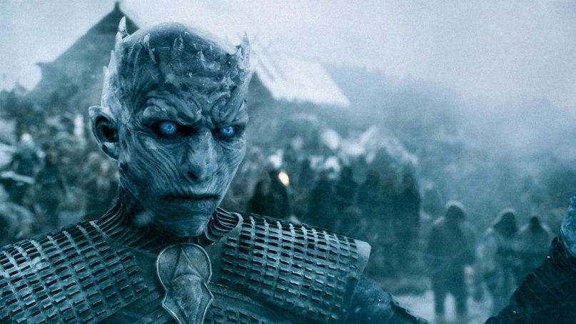 Белый Ходок, Игра престолов, Game of Thrones, 6 сезон, HBO, интервью, Serializm.com, предводитель армии белых ходоков