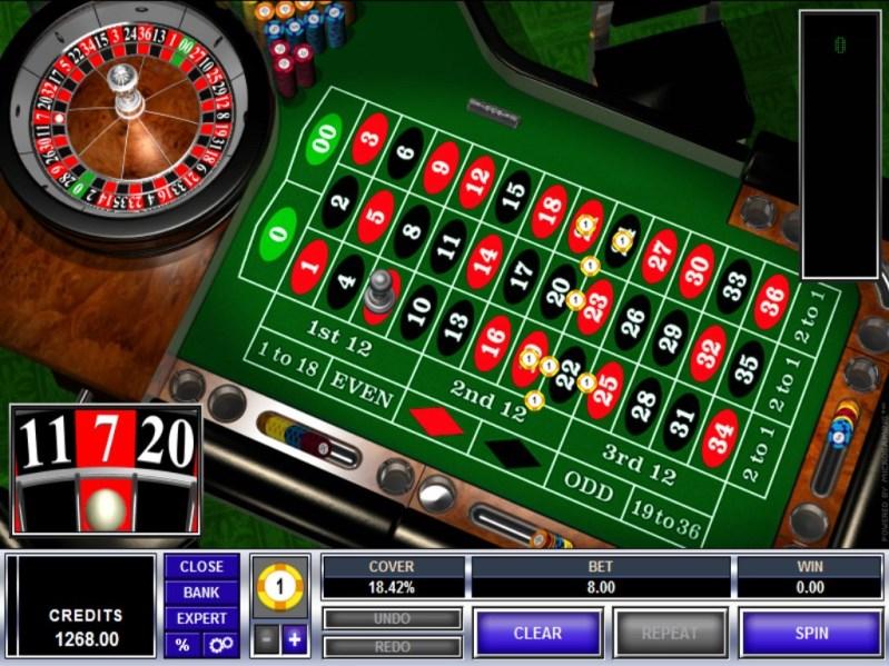 онлайн казино російська рулетка