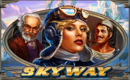 Играть в игровые онлайн автоматы, азартные игры, онлайн казино, игровой слот Sky Way, Multigaminatori.com