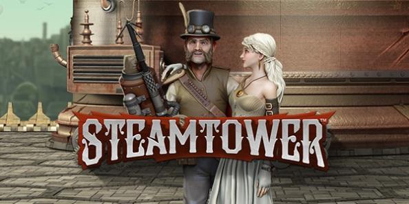 Азартные игры, онлайн казино Фараон, игровые слоты, игровые автоматы, США, Casino Pharaon, Steam Tower