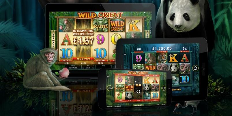 Интернет казино Вулкан, casino vulcan, игровые автоматы, азартные игры, игровой слот Wild Orient
