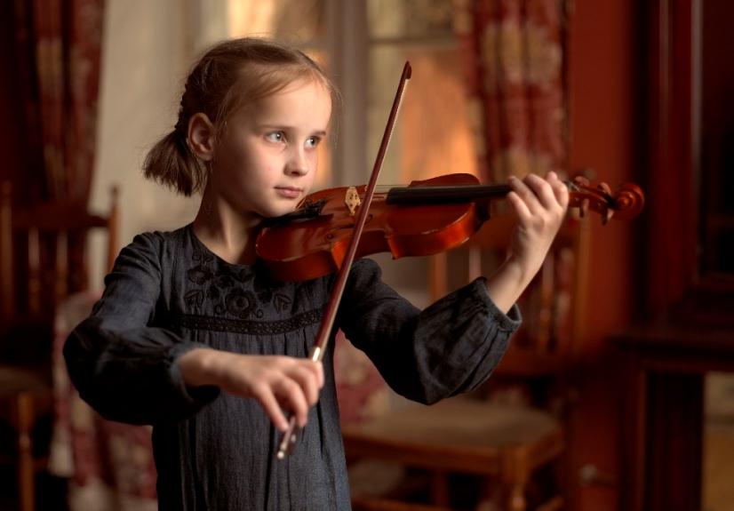Как выбрать скрипку для ребенка