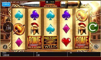 Казино Вулкан, игровые автоматы, играть бесплатно, азартные игры, слоты, Rome: Rise of an Empire