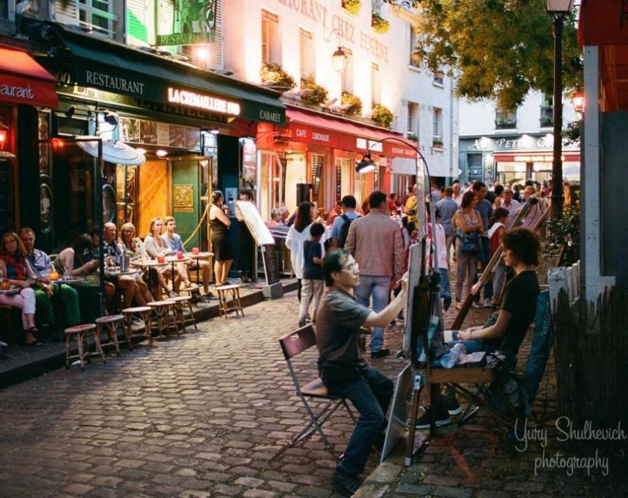 Путешествие в Париж, туры, туризм, Франция