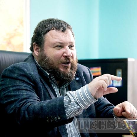Руководитель Национального антарктического научного центра Евгений Дикий