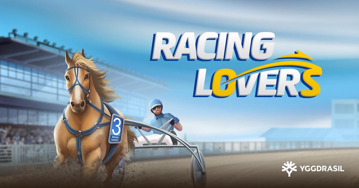 Игровой автомат Racing Lovers, играть на деньги, Эльдорадо клаб, онлайн казино, азартные игры, игровые слоты, Yggdrasil Gaming, AB Trav och Galopp, ATG