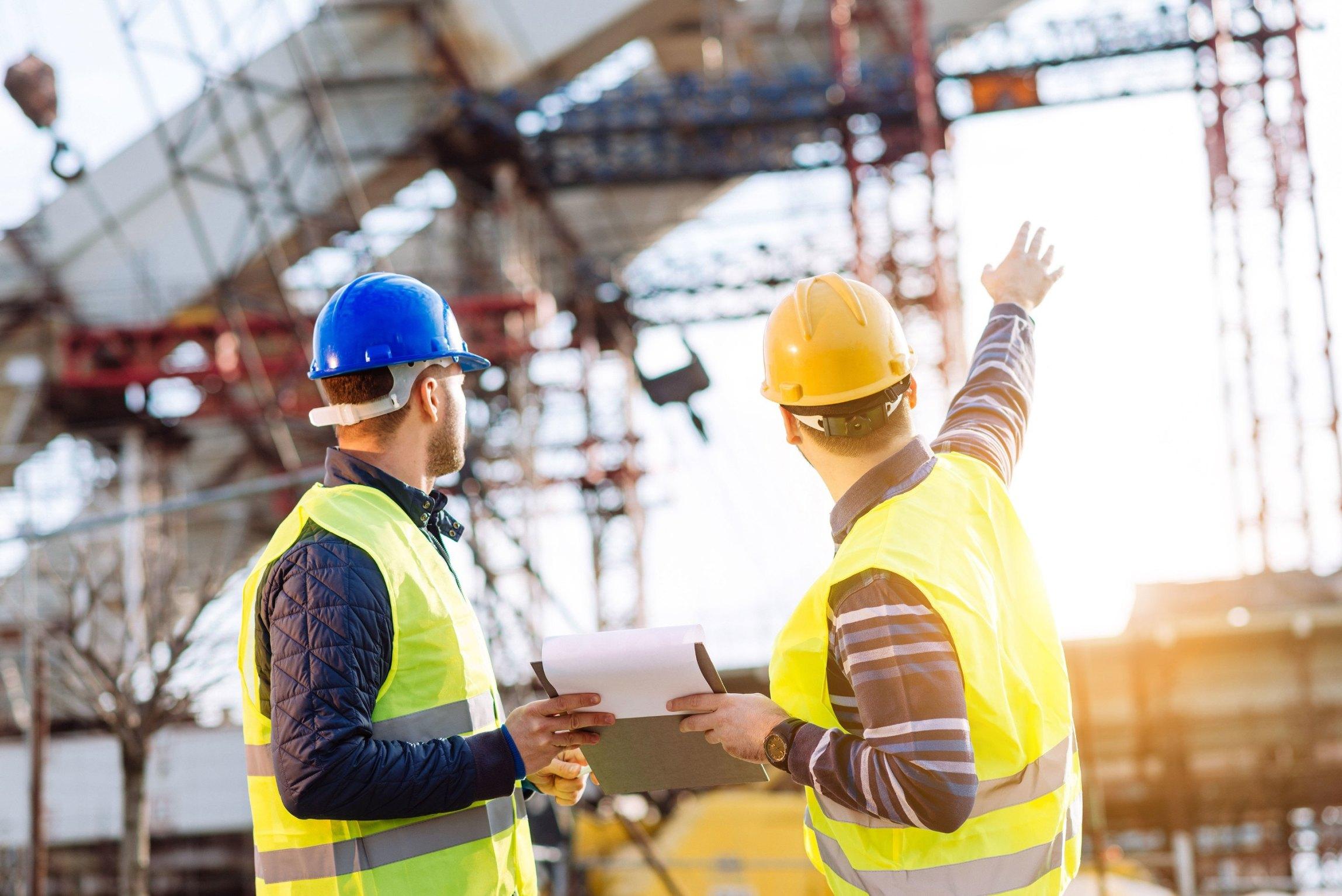 Уведомление о начале строительства, заключение экспертизы, проект, строительство