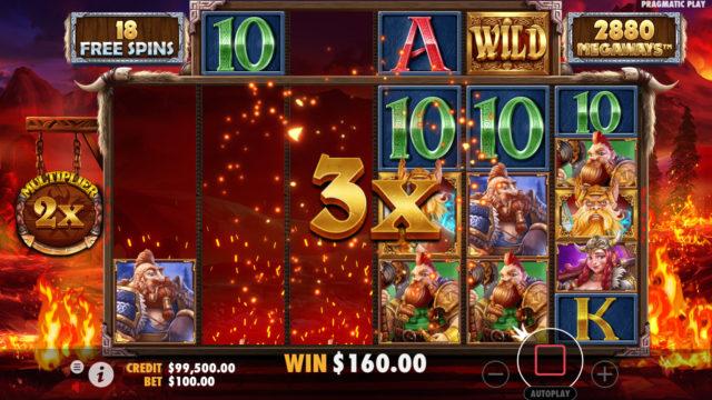 игровой автомат Power of Thor Megaways, Power of Thor Megaways, Joker WIN Casino, регистрация в Джокер казино