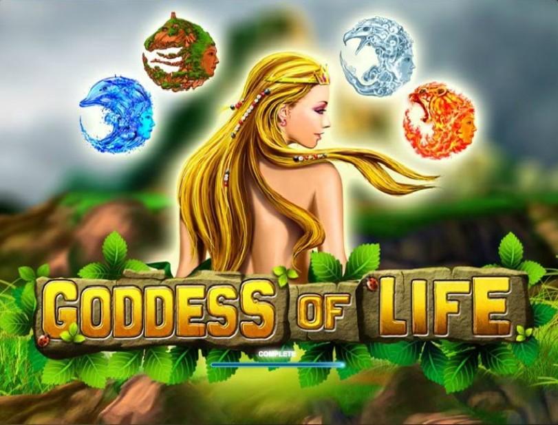 Бесплатные игровые автоматы, Igrosoft, азартные игры, онлайн казино, игровые аппараты, Goddess Of Life