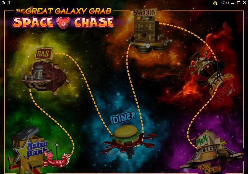 Интернет казино Вулкан, игровые автоматы, азартные игры, The Great Galaxy Grab, Casino Vulcan